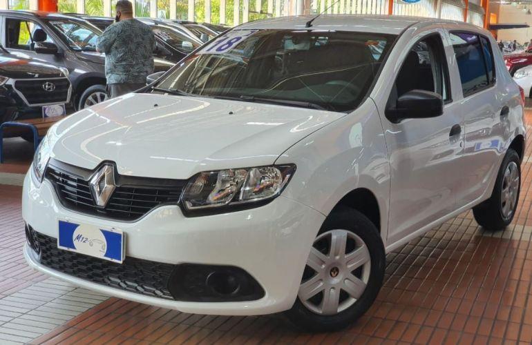 Renault Sandero 1.0 12v Sce Authentique - Foto #3