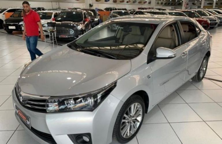 Toyota Corolla 2.0 Altis 16v - Foto #3