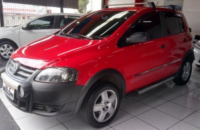 Volkswagen Crossfox 1.6 Mi 8v - Foto #1