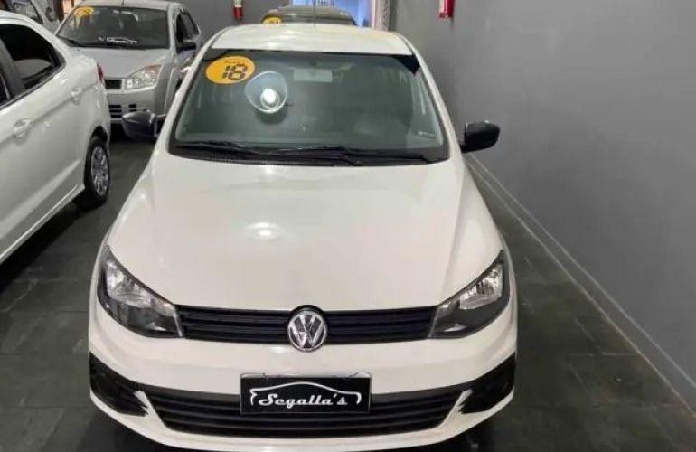 Volkswagen Gol 1.0 12v MPi Total Trendline - Foto #4