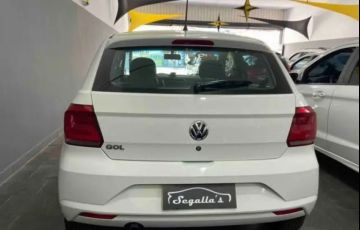 Volkswagen Gol 1.0 12v MPi Total Trendline - Foto #7