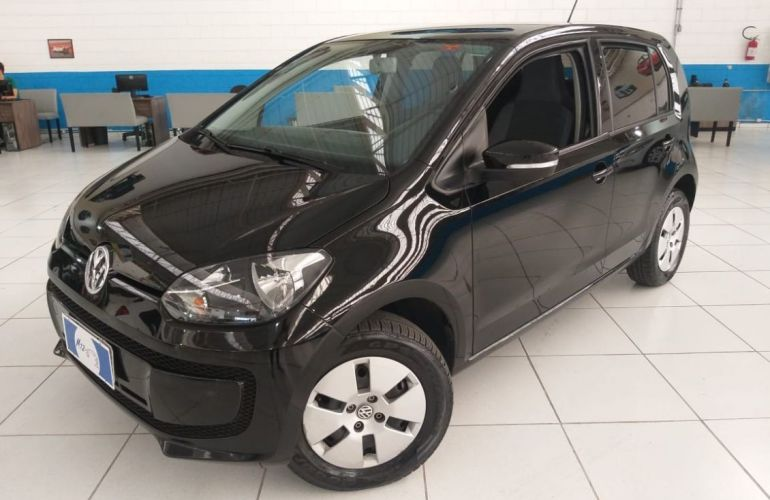 Volkswagen Up 1.0 MPi Move Up 12v - Foto #1