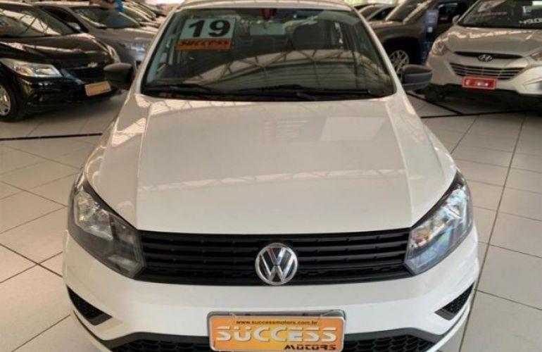 Volkswagen Voyage 1.6 16V Msi Total - Foto #2