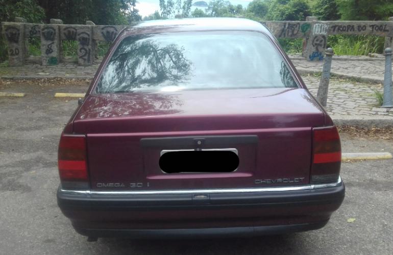 Chevrolet Omega CD 3.0 MPFi (Aut) - Foto #4