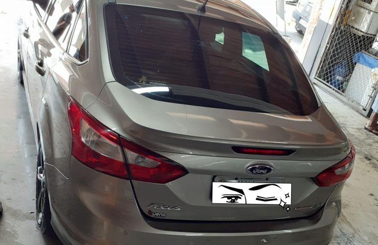 Ford Focus Sedan SE Plus 2.0 16V PowerShift (Aut) - Foto #4