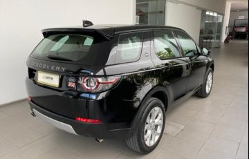 Land Rover DISCOVERY SPORT 2.0 16V TD4 Turbo HSE - Foto #3