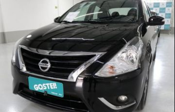 Nissan Versa UNIQUE 1.6 16V Flex