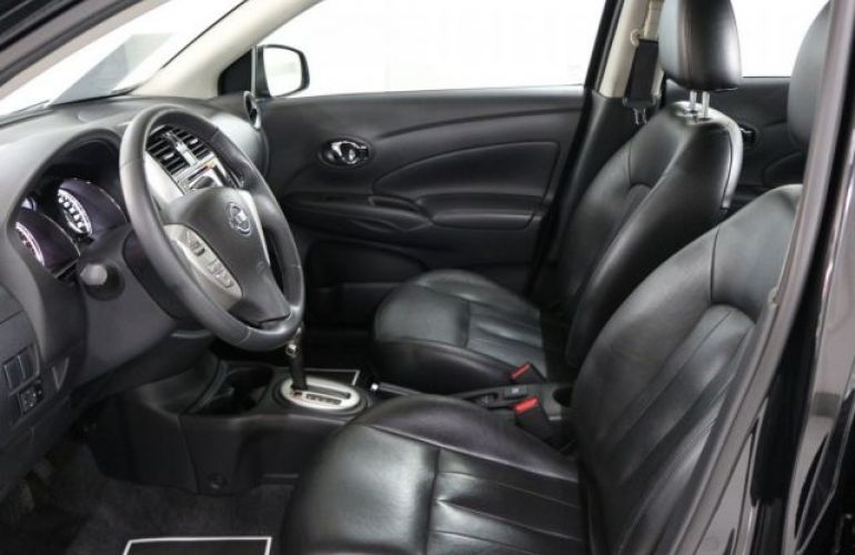 Nissan Versa UNIQUE 1.6 16V Flex - Foto #9