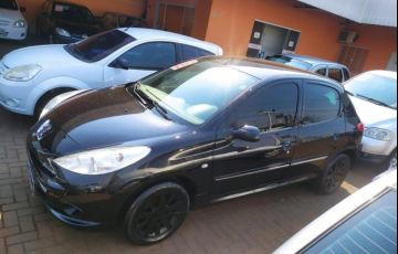 Peugeot 207 Hatch XR S 1.4 8V (flex) - Foto #4