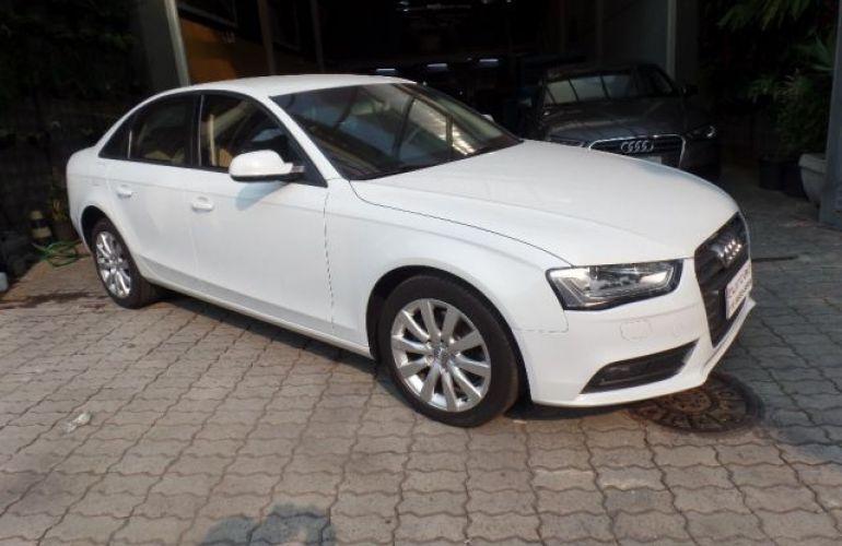 Audi A4 2.0 16V TFSI - Foto #1