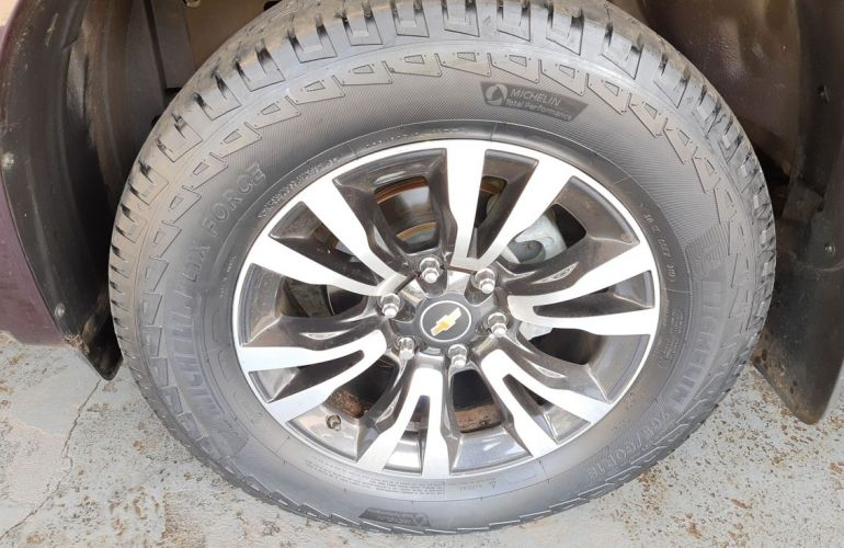 Chevrolet S10 2.8 LTZ 4x4 CD 16V Turbo - Foto #10