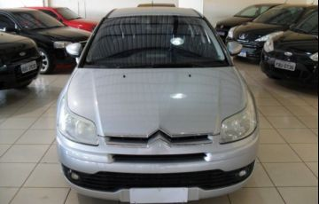 Citroën C4 Exclusive 2.0 16V Flex