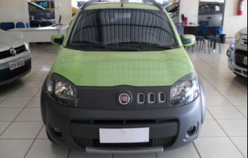 Fiat Uno Way 1.0 (Flex)
