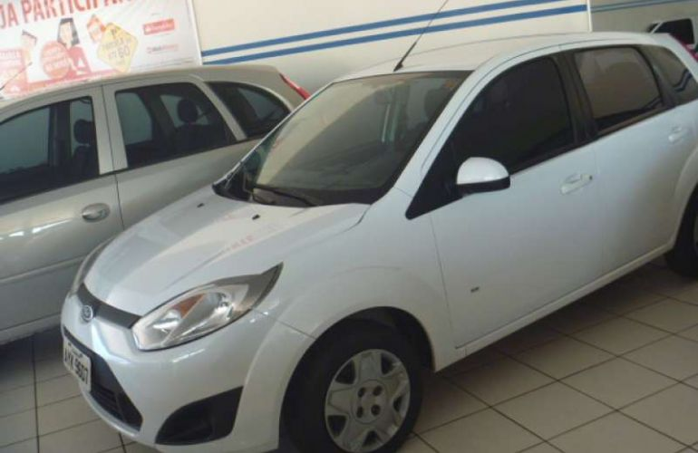 Ford Fiesta Hatch Pulse 1.6 (Flex) - Foto #1