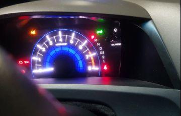 Honda New Civic LXS 1.8 16V i-VTEC (Aut) (Flex) - Foto #4