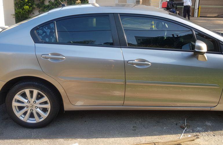 Honda New Civic LXS 1.8 16V i-VTEC (Aut) (Flex) - Foto #6