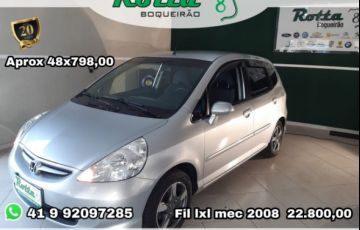 Honda Fit LXL 1.4 8V