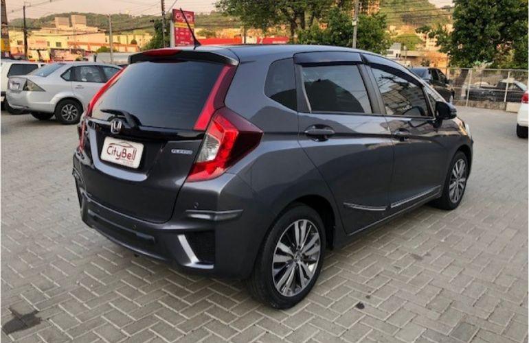 Honda Fit 1.5 16v EXL CVT (Flex) - Foto #4