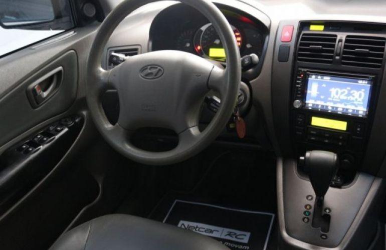 Hyundai Tucson GLS 4X2 2WD 2.0 Mpfi 16V - Foto #10