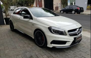 Mercedes-Benz A 45 Amg 2.0 16V Turbo