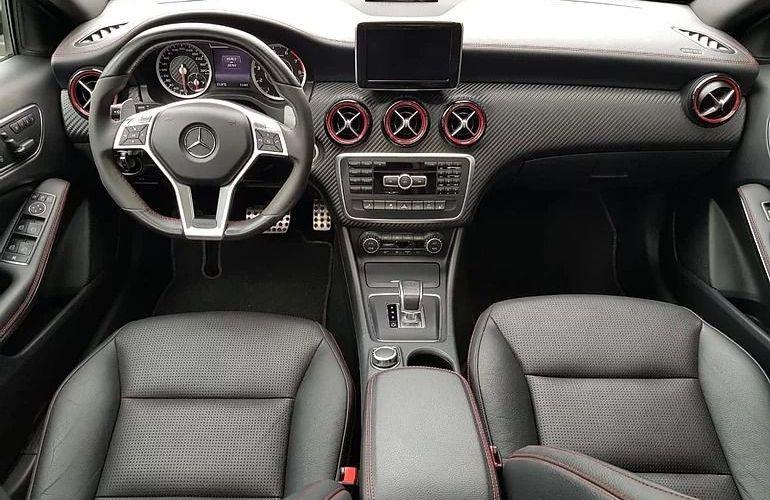 Mercedes-Benz A 45 Amg 2.0 16V Turbo - Foto #4