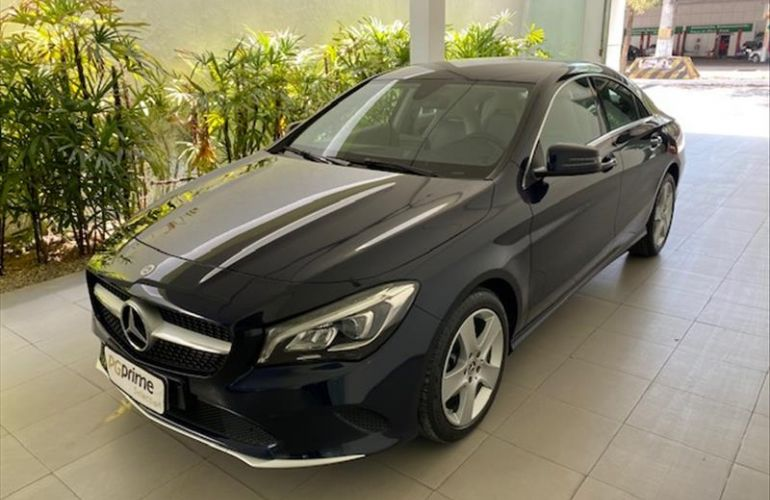 Mercedes-Benz CLA 180 1.6 CGI 7g-dct - Foto #1