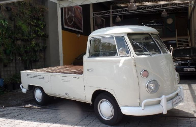 Volkswagen Kombi Pick-up 1.6 8V - Foto #1