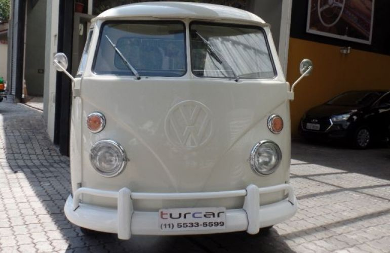 Volkswagen Kombi Pick-up 1.6 8V - Foto #4