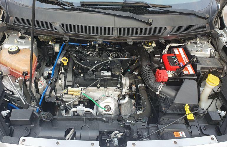 Ford Ka Hatch SE 1.0 (Flex) - Foto #4