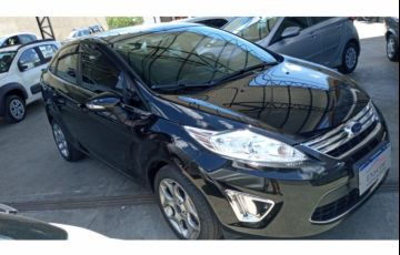 Ford New Fiesta Sedan 1.6 SE (Flex) - Foto #3