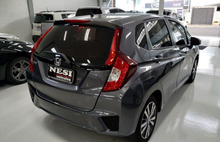 Honda Fit 1.5 16v EX CVT (Flex) - Foto #6