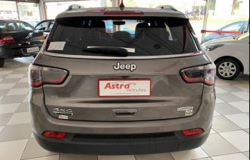 Jeep Compass 2.0 TDI Longitude 4WD (Aut) - Foto #6