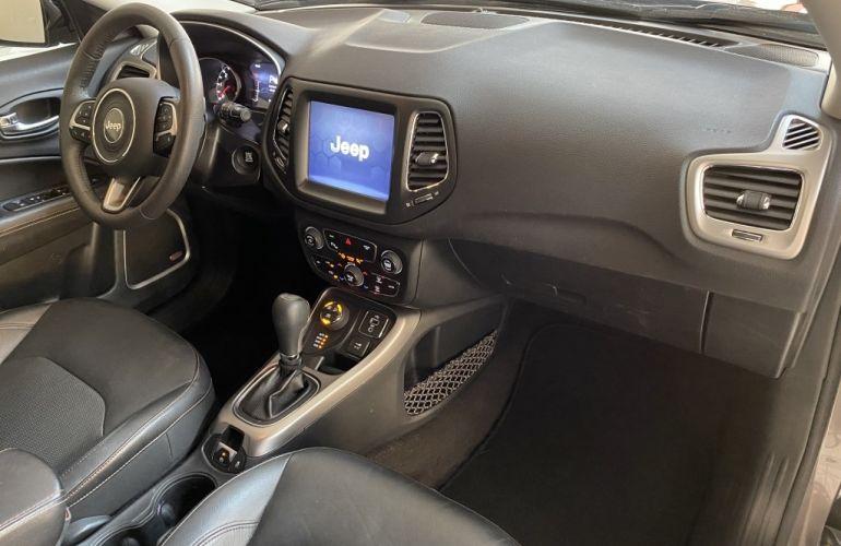 Jeep Compass 2.0 TDI Longitude 4WD (Aut) - Foto #9