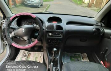 Peugeot 206 Hatch. Sensation 1.4 8V (flex) 2p