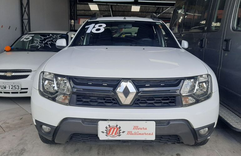Renault Duster Oroch 1.6 16V Sce Expression - Foto #1