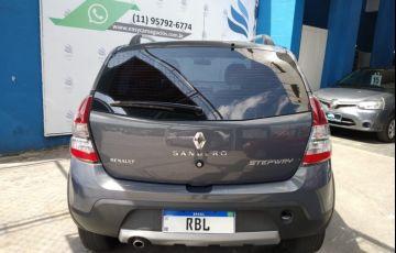 Renault Sandero 1.6 Stepway 16v - Foto #4