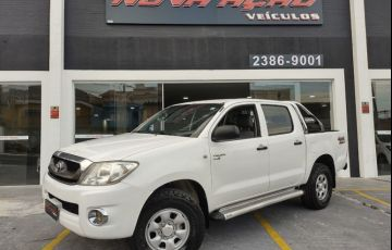 Toyota Hilux 2.5 Std 4x4 CD 16V Turbo