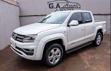 Volkswagen Amarok 2.0 Highline 4x4 CD 16V Turbo Intercooler - Foto #1