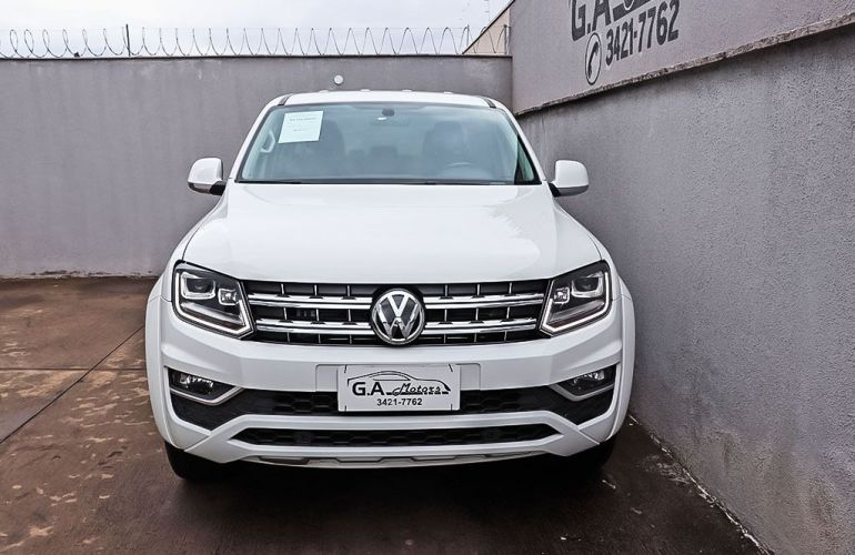 Volkswagen Amarok 2.0 Highline 4x4 CD 16V Turbo Intercooler - Foto #4