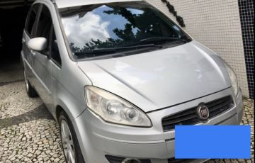 Fiat Idea Essence 1.6 16V E.TorQ Dualogic (Flex)