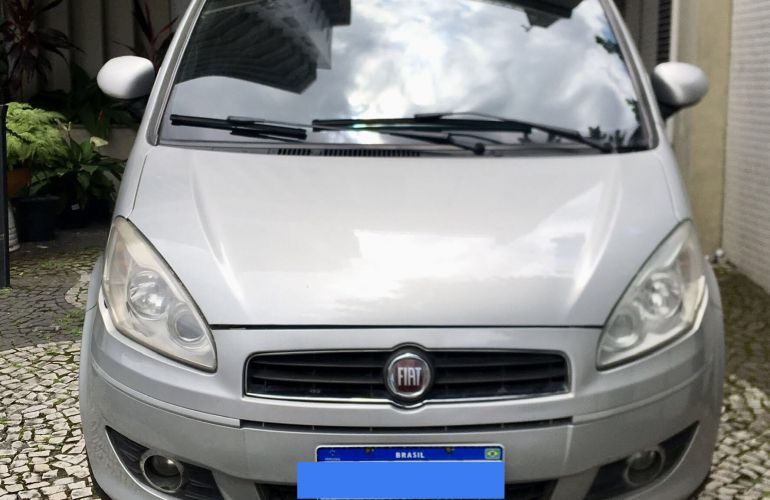 Fiat Idea Essence 1.6 16V E.TorQ Dualogic (Flex) - Foto #3