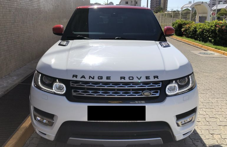 Land Rover Range Rover Sport 3.0 SDV6 HSE 4wd - Foto #1