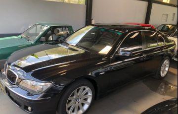 BMW 750i 4.4 V8 - Foto #3