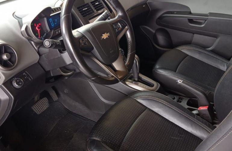 Chevrolet Sonic 1.6 LTZ 16v - Foto #6