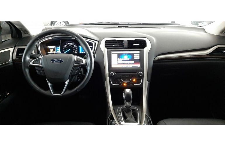 Ford Fusion 2.5 16V iVCT (Flex) (Aut) - Foto #9
