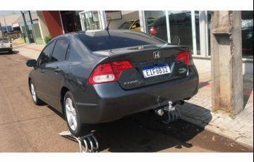 Honda Civic Sedan LXS 1.8 - Foto #4