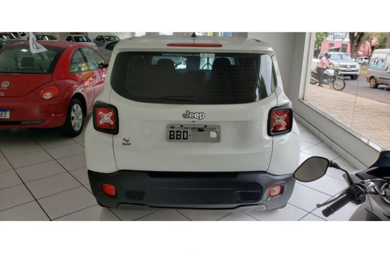 Jeep Renegade 1.8 (Aut) - Foto #4