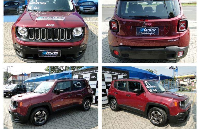 Jeep Renegade 1.8 16V Sport - Foto #1