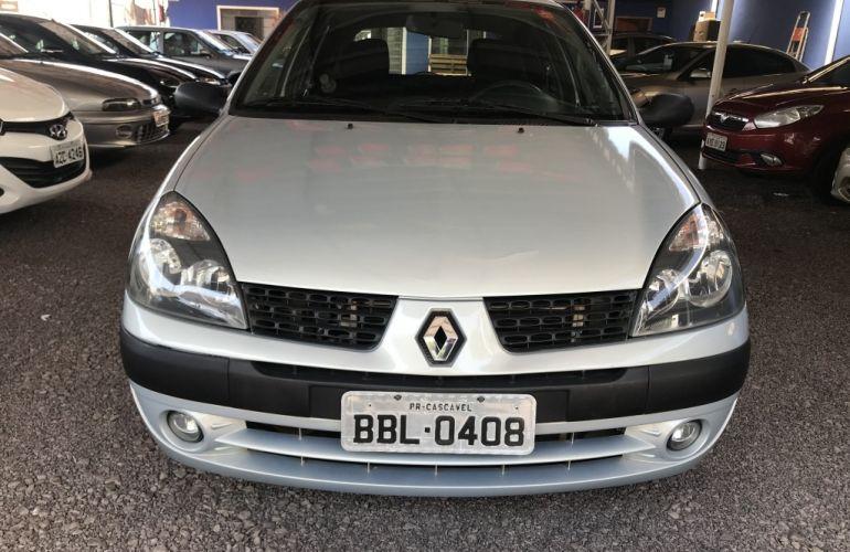 Renault Clio Hatch. Expression 1.6 16V - Foto #1