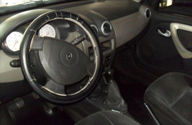 Renault Sandero Privilége 1.6 16V Hi-Flex - Foto #4